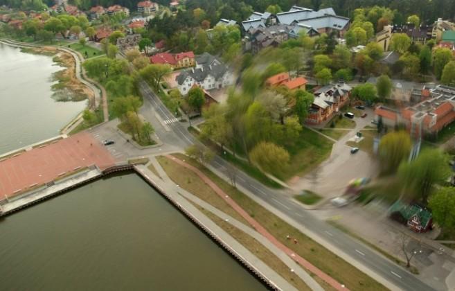 Juodkrante - seaside resort in Neringa town, Curonian spit ...: http://www.vilaflora.lt/en/juodkrante-neringa-curonian-spit-photos/